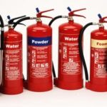 Health and Safety Revision – Fire Extinguisher Types