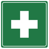 Green-safety-sign